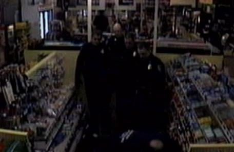 Incident in North Spokane convenience store