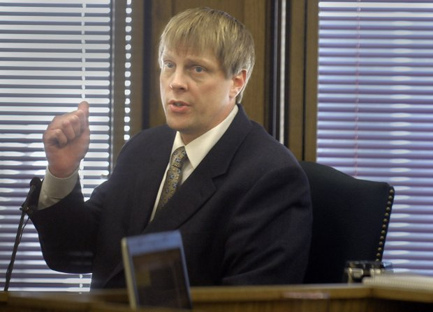 Jay Olsen was acquitted in his assault trial. Courtesy: The Spokesman-Review