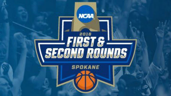 The 2016 NCAA Division I Men's Basketball – First and Second Rounds at the Spokane Arena on Friday, March 18 and Sunday, March 20, 2016!