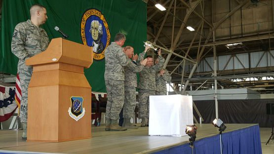 This is the first time Fairchild AFB has won the award since 2001.