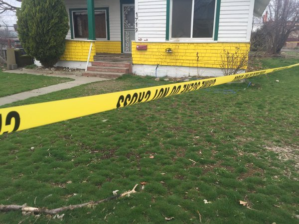 Neighbors believe the house in question was being occupied by squatters.