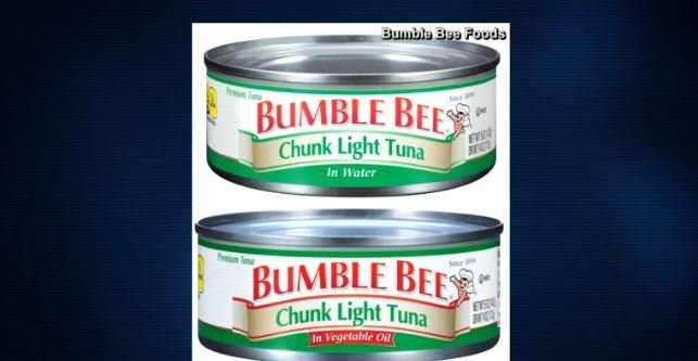 Anyone who may have bought or consumed the impacted product should call Bumble Bee at (888) 820-1947.