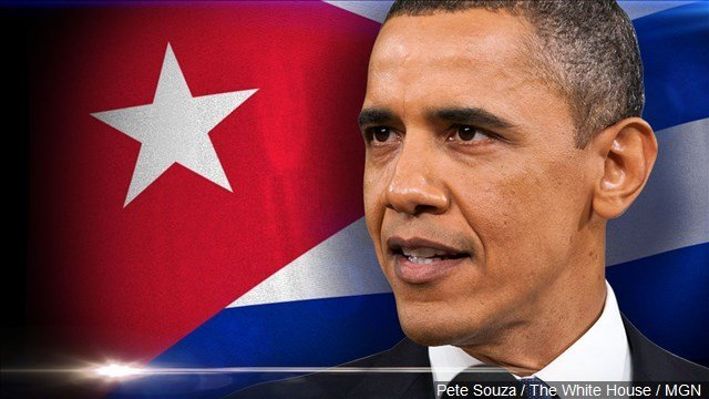 President Barack Obama will open a new era in the United States' thorny relationship with Cuba during a history-making trip