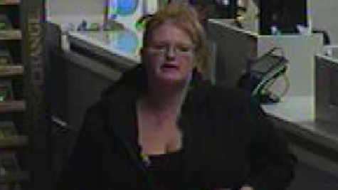 If you recognize this woman, please call Officer Tom Woods at 208-746-0171.