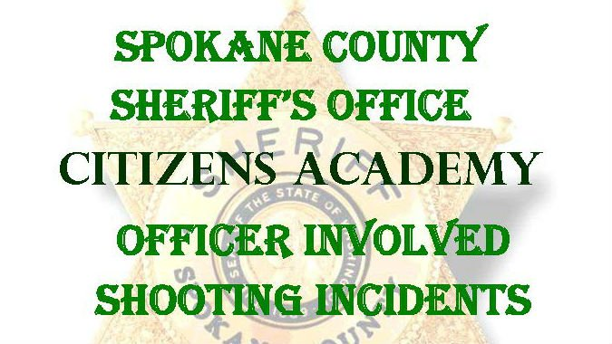 Here is YOUR opportunity to learn what happens, ask questions and become informed regarding how these serious incidents are handled.
