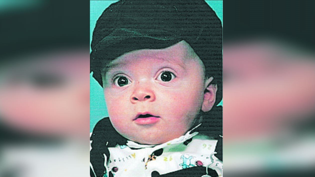 Aiden Stein died Sunday at a Columbus hospital.