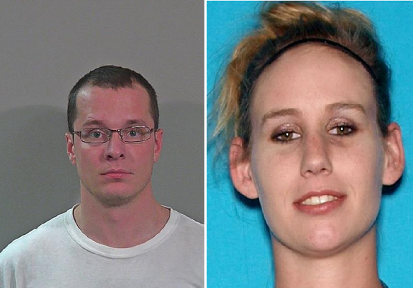 BCSO and ISP are looking for James P. Mancuso and Ashley Ford in connection to a deadly stabbing in Nampa. (Photos: Nampa Police)