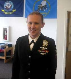 Petty Officer Second Class Amanda Munson, United States Navy
