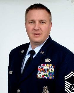 Senior Master Sergeant Stephen Coulston, Washington Air National Guard