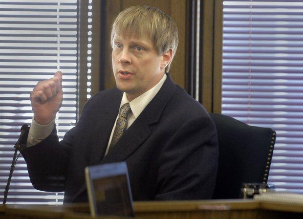 Jay Olsen resigned from the Spokane Police Department Monday