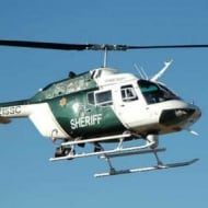 Spokane Co. Sheriff's Office Air One helps track missing persons & suspects