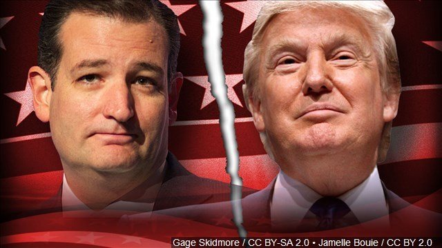 Republican presidential candidate Ted Cruz says that rival Donald Trump's comments on abortion Wednesday demonstrate his lack of policy know-how.