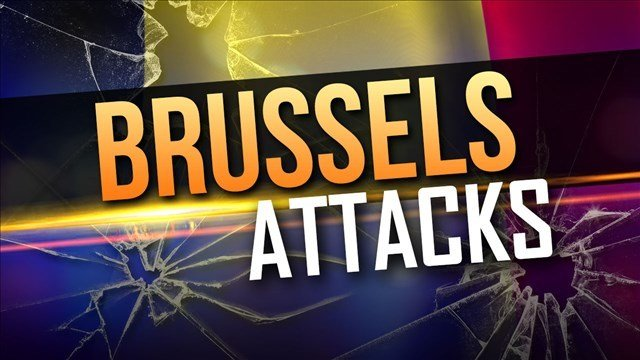 """President Barack Obama is offering his prayers for the families of the two Americans killed in the bombings in Brussels and telling Belgians that """"America has their back"""" in the fight against terrorism."""