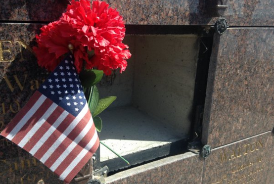 The Sandpoint police department investigated, and determined Leonard Scott's ashes had been stolen.