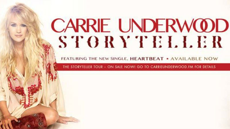 Carrie Underwood is coming back to Spokane in September to the Spokane Arena