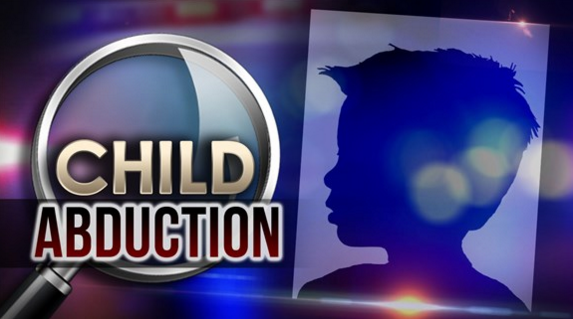 An Amber Alert has been issued as police continue to search for the unidentified woman and the baby.