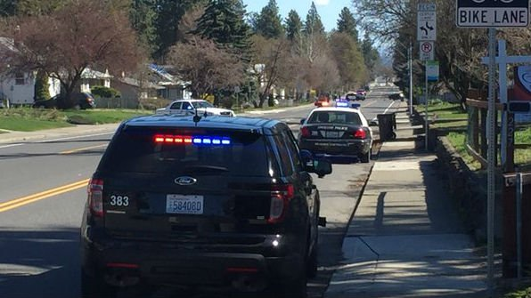 Roads closed in the area of 29th and Bernard