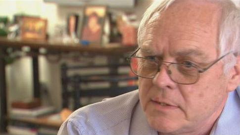 Michael Pearce remembers his wife Patty Duke.