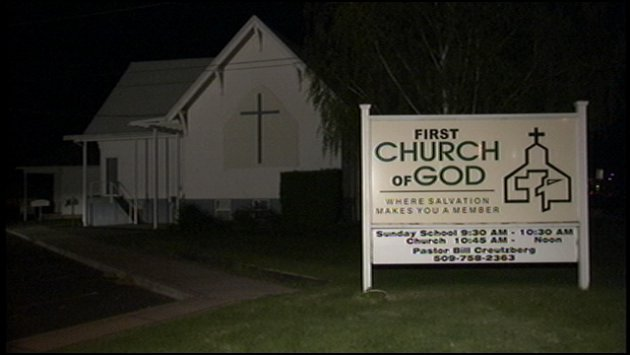 KCRA reports that the First Church of God in Clarkston was visited by FBI agents