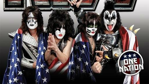 KISS will perform at the Spokane Arena on July 15