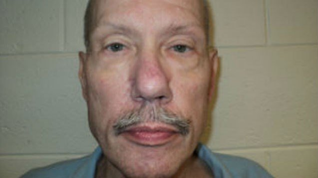 Keith Allen Harward walked out of the Nottoway Correctional Center on Friday