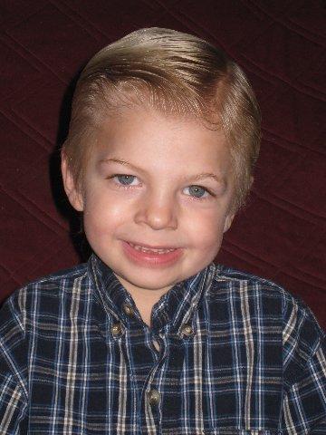 Four-year-old Tytus Barnhart