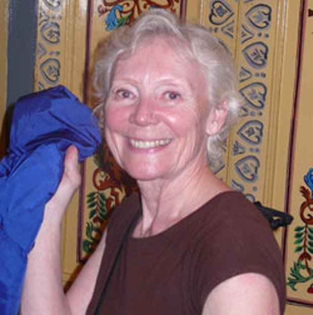 Kay LeClaire. Photo courtesy of The Spokesman-Review