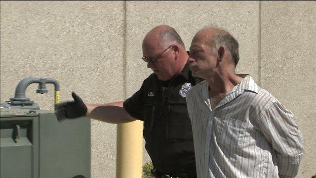 Alleged rape suspect booked into Spokane County Jail