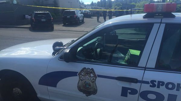 An officer involved shooting at the West Wynn Motel