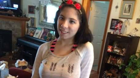 Kiera Inman was found safe in Ohio Wednesday.