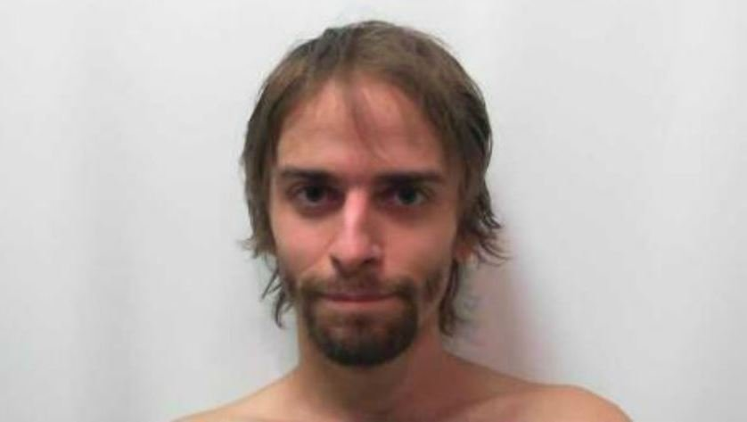 Zachary Jones has been booked into the Tri-County Regional Jail in Madison County, Ohio. This is his booking photo from May 4, 2016. He is facing First Degree Kidnapping charges.