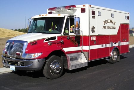 Photo: City of Pullman Fire Department