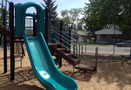 More than 200,000 accidents on playgrounds happen each year.