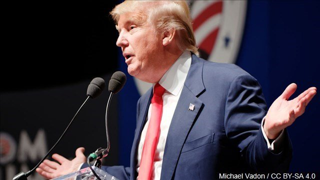 Trump will be in Spokane