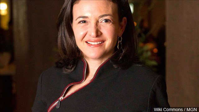 Facebook Chief Operating Officer Sheryl Sandberg says that until her husband's death, she never realized how hard it is to be a single parent.