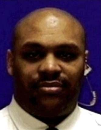39-year-old officer Stephen Tyrone Johns was shot and killed
