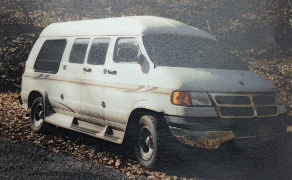 Simpson was last seen driving a van similar to this one (PHOTO: TBI)