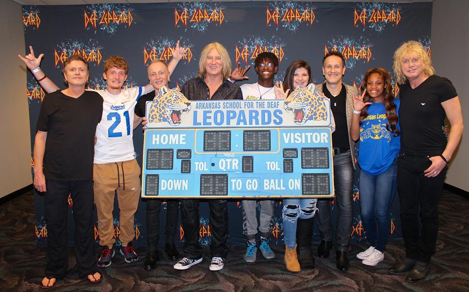 Def Leppard? Meet the deaf Leopards. (PHOTO: Facebook)