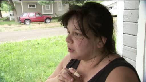 Emily Swenson woke up to a carjacking victim knocking on her door
