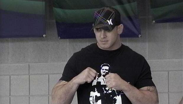 Current Spokane Shock player Ben McCombs will make his MMA debut in Spokane in September (Photo: KHQ)