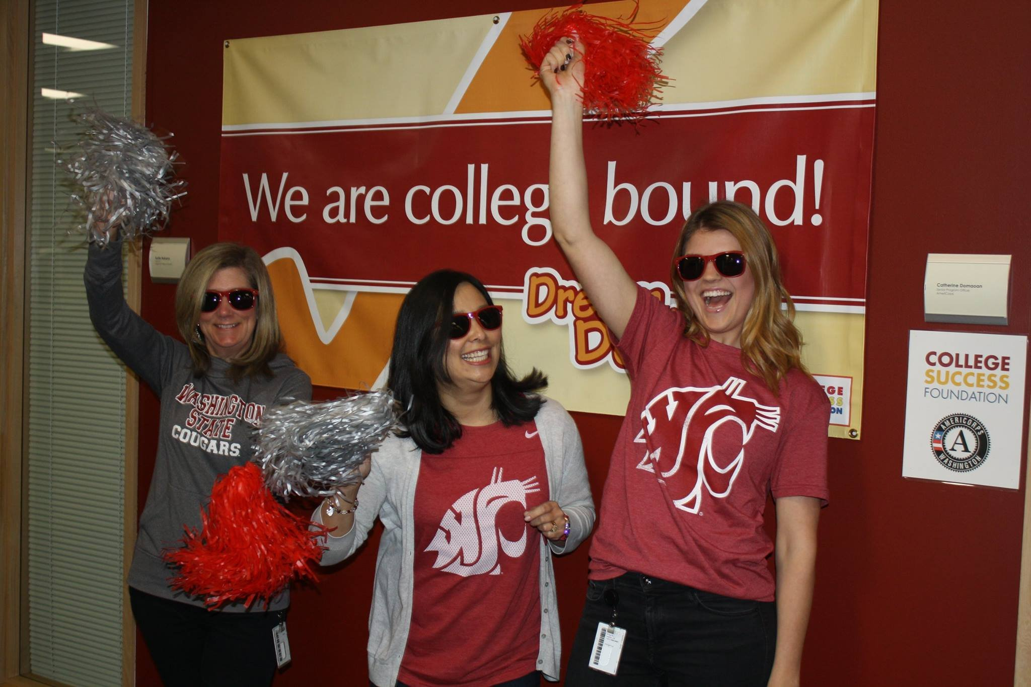 CSF Cougs expressing serious excitement for post-secondary education