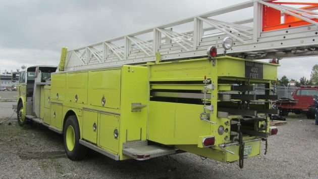 You could own this ladder truck!