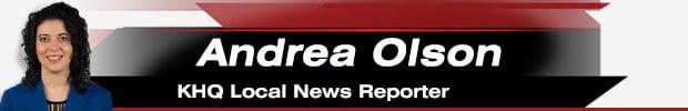 Andrea Olson KHQ News Reporter