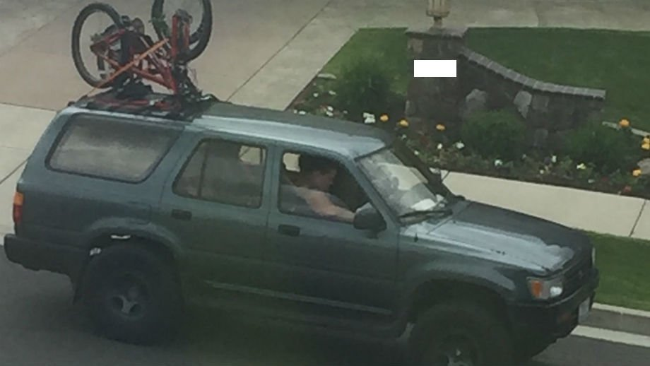 Do you recognize this vehicle?