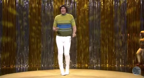 Will Ferrell knows about tight pants