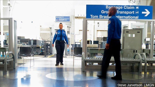 A new government report says that while intruders routinely breach the security fences protecting runways and planes at U.S. airports, the federal Transportation Security Administration is not helping airports keep up with the threat.