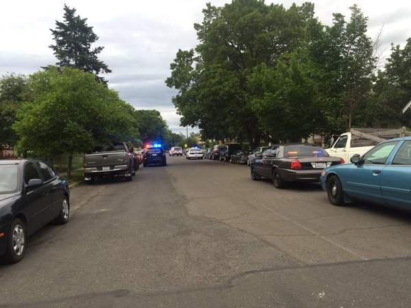 Man shot in North Spokane