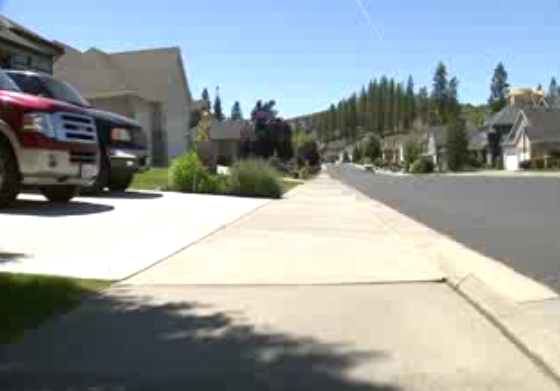 A quiet Mead neighborhood is wary after dealing with car thefts and break-ins.
