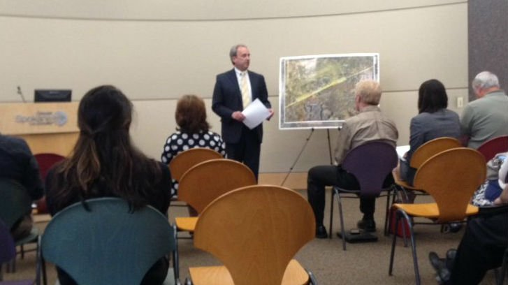 Greater Spokane Incorporated addressed the media at a press conference Wednesday.