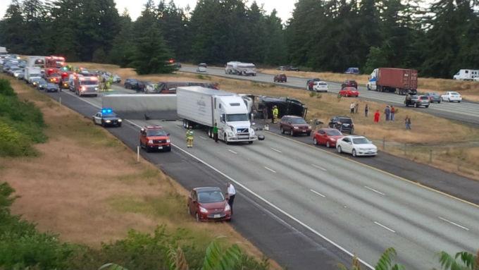 Photo: Washington State Patrol/Twitter